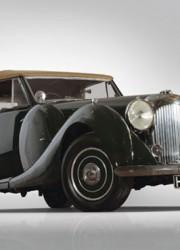 1938 Lagonda LG6 Drophead Coupe
