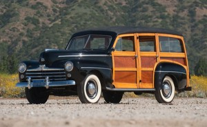 1948 Ford Super Deluxe Station Wagon