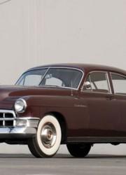 1949 Cadillac 60 Special Fleetwood Sedan