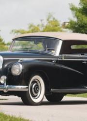1952 Mercedes-Benz 300 Cabriolet D