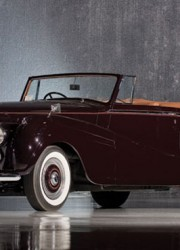 1953 Bentley R Type Drophead Coupe