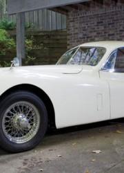 1953 Jaguar XK120 Coupe