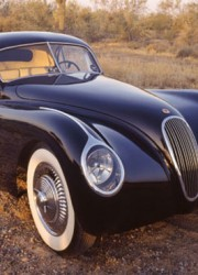 1953 Jaguar XK120M Fixed Head Coupe