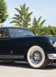 1953 Nash-Healey Le Mans Coupe
