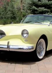 1954 Kaiser Darrin 2 Dr Roadster