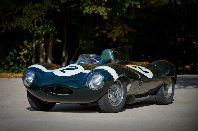 1955 Jaguar D Type