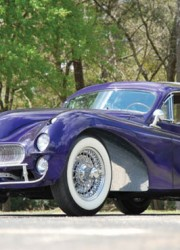 1955 Jaguar XK140 Royale Fixed Head Coupe