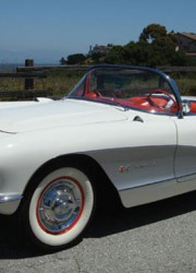 1957 Chevrolet Corvette Fuel Injected Roadster