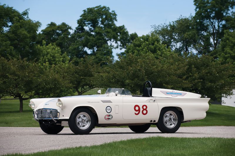 1957 Ford Thunderbird Factory Racing Car