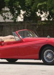 1957 Jaguar XK140 Drophead Coupe