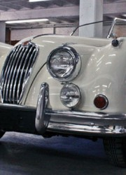 1957 Jaguar XK140 Roadster