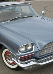 1958 Chrysler 300D Coupe