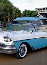 1958 Ford Skyliner Retractable Hardtop
