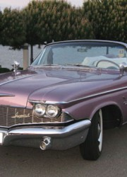 1960 Chrysler Imperial Crown Convertible