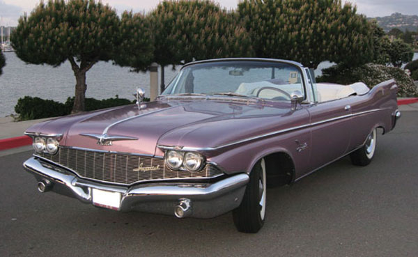 1960 chrysler imperial crown convertible. Cars Review. Best American Auto & Cars Review