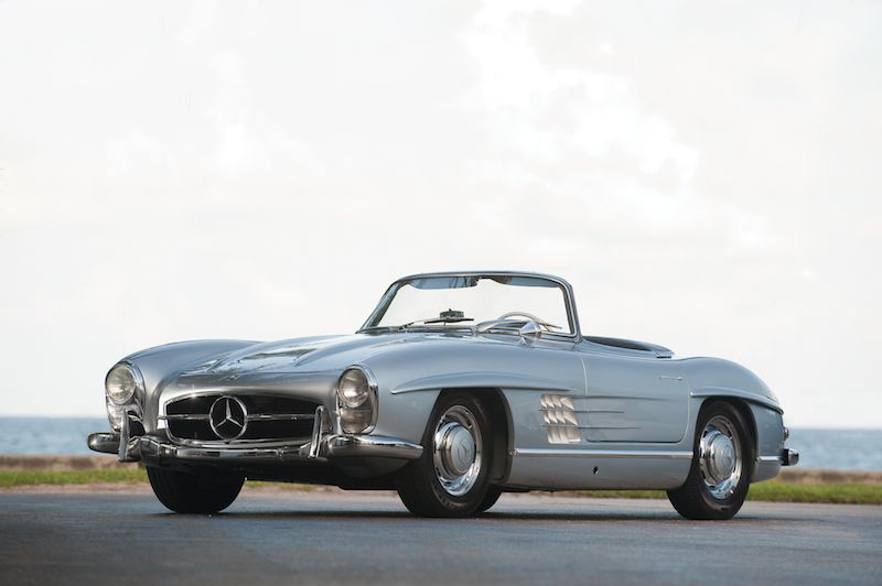 1961 Mercedes Benz 300 SL Roadster
