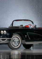 1962 Chevrolet Corvette Fuel Injected Roadster