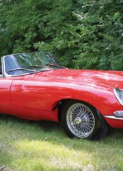 1962 Jaguar E Type Series I Roadster
