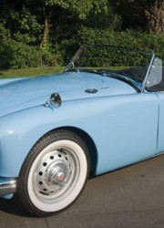 1962 MGA Mark II 1600 Roadster