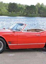 1962 Maserati 3500GT Vignale Spider