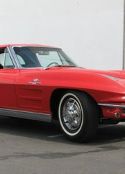 1963 Chevrolet Corvette Fuel Injected Split Window Coupe