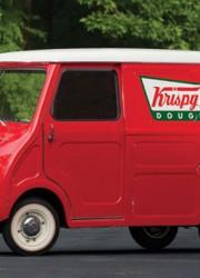 1963 Goggomobil TL 400 Transporter Van