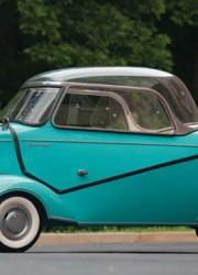 1963 Messerschmitt KR 200 Kabinenroller