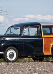 1963 Morris Minor Traveller Station Wagon