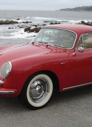 1963 Porsche 356B Super 90 Coupe