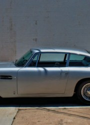 1966 Aston Martin DB6 Vantage Coupe