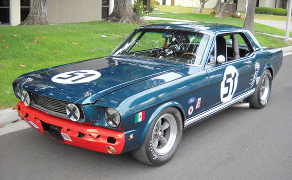 1966 ford mustang race car sale. Black Bedroom Furniture Sets. Home Design Ideas