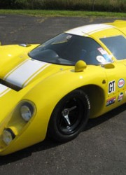 1968 Lola T 70 Mk III GT Coupe