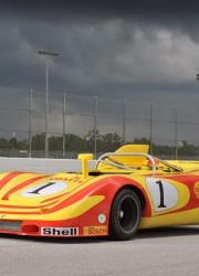 1970 Porsche Gulf-JWA Le Mans Sells for $4 Million in Monterey