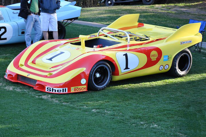 1970 Porsche Gulf-JWA Le Mans