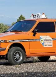1972 Honda 600 Taxi