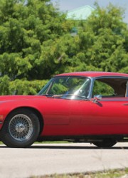 1972 Jaguar E Type Series III Coupe