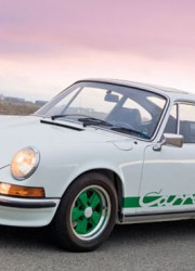1973 Porsche 911 Carrera RS (Factory Remanufactured Special)