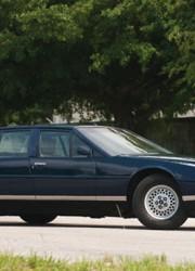 1984 Aston Martin Lagonda Saloon