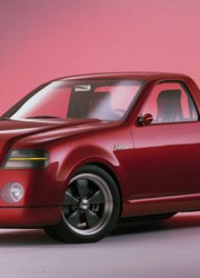 2001 Ford F150 Lightning Rod Concept