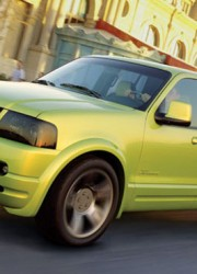 2001 Ford Urban Explorer Concept