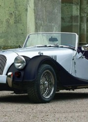 2003 Morgan Plus 8 Roadster