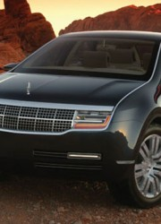 2004 Lincoln Aviator Concept