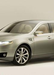 2005 Lincoln MKS Concept