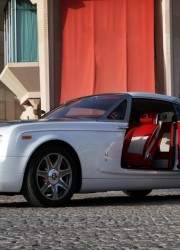 Rolls-Royce Phantom Coupe Shaheen