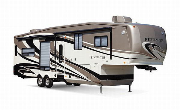 2011 Jayco Pinnacle Fifth Wheel