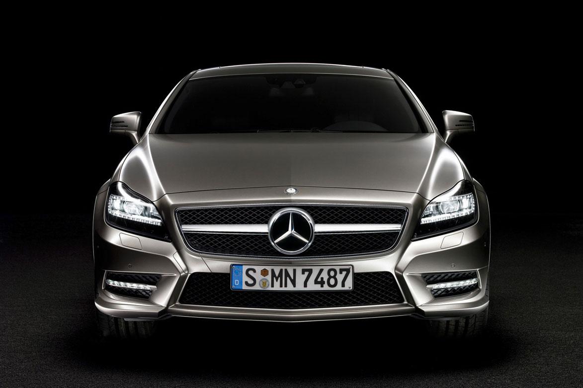 Next Generation Mercedes-Benz CLS Class Officially Unveiled