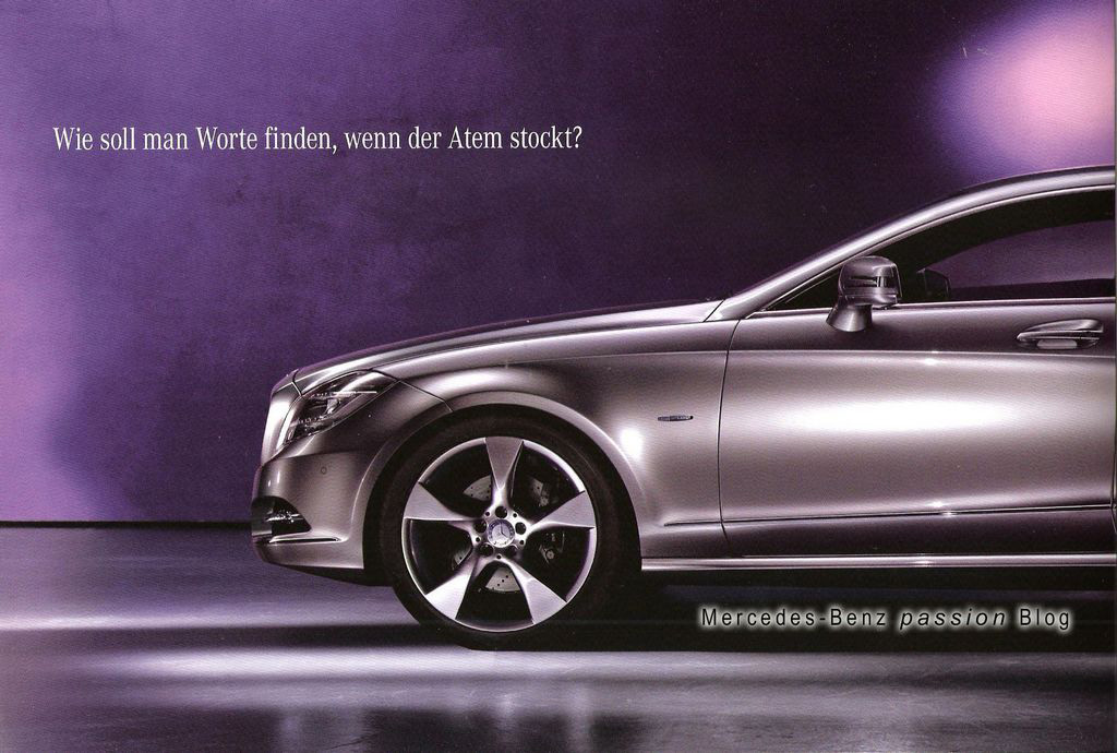 2011 Mercedes-Benz CLS Class