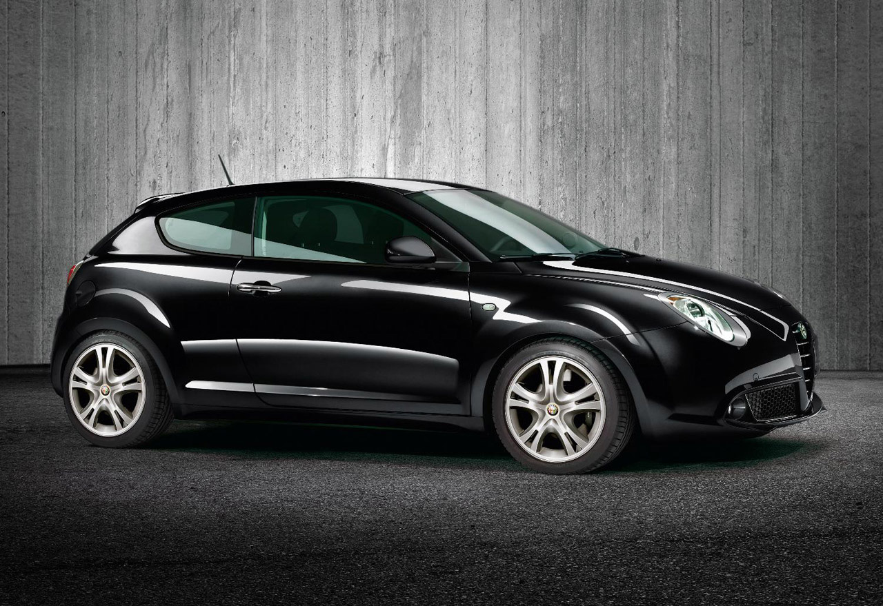 Alfa Romeo MiTo Turismo Sport – Special Edition Model for the UK Market