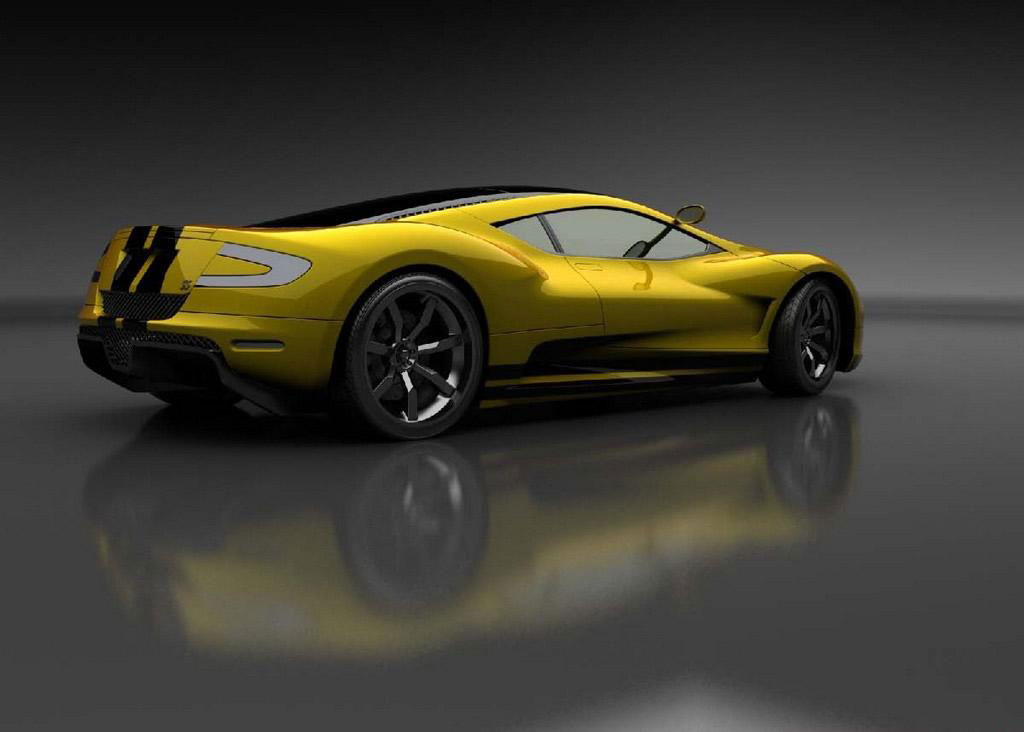 Limited Edition Aston Martin Super Sport