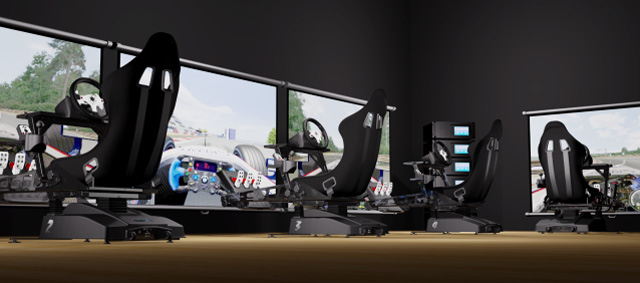 Atomic A1 Motion Simulator